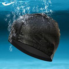 2017 Top Quality Adult bathing cap Men&women swimming caps Earmuffs cap Swimming waterproof/hair care PU+Silica Gel 5 colors