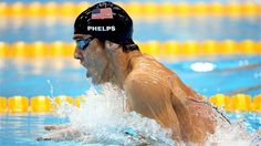 Michael Phelps of the United States competes in the Men's 200m Individual Medley. #Olympics Olympics.