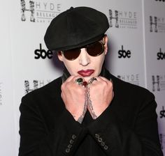 Marilyn Manson Punched in the Face at Canadian Denny's: Report - Us Weekly
