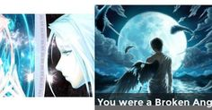 You were a Broken Angel | What were You in a Past Life?