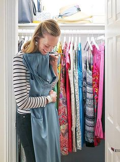 How To Decluttered Your Life (Closets First)... The only way to start!