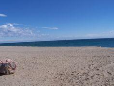Travel with Me: Argelès-sur-Mer | Longest Beach on France´s Pyréné...