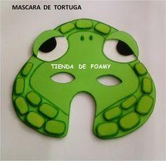 TIENDA DE FOAMY: Mascaras De Animales 2