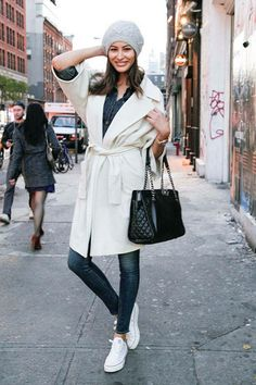 7 Robe Coats To Wrap Yourself In this Fall - click thru to see more at Beauty Buzz Daily.com