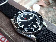 SKX-031modded with DAGAZ SNOWFLAKE dial and hands