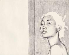 Lisa Lan #fashion #illustration #art