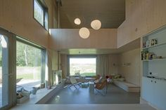 Image 14 of 30 from gallery of Country House Goedereede / Korteknie Stuhlmacher Architecten. Photograph by Luuk Kramer