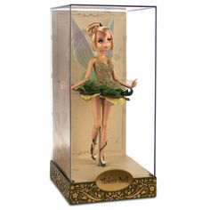Limited Edition Tinker Bell and Zarina Dolls from The Pirate Fairy