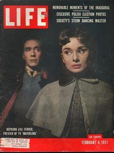 item details: Entire Issuekeywords: Audrey Hepburn, Ferrer, Mayerling