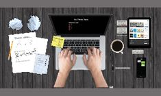 Writing a Paper - Prezi Template
