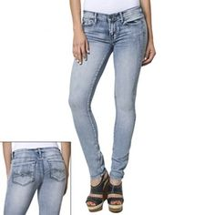 nwt MUDD size 5 Skinny Jeans Junior Rinse Blue Jeans Pants Women