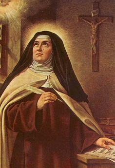 MOUNT CARMEL: Novena to St. Teresa of Jesus- October 6