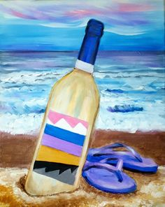 Wine & Design Jacksonville NC Wine & Paint Parties