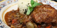 Pan Braised Moroccan Chicken Thighs Chef Michael Smith