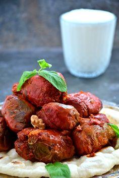 zeytinyağlı kuru dolma tarifi Cheesecake Brownies, Tandoori Chicken, Quinoa, Ethnic Recipes, Ankara, Istanbul, Ideas, Instagram, Gastronomia