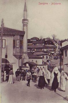 Art Sarajevo old-yugoslav-photos