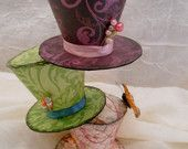 Alice in wonderland party decorations. $31.00, via Etsy.