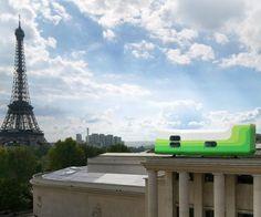 Hotel Everland in Paris, France, Lang / Baumann
