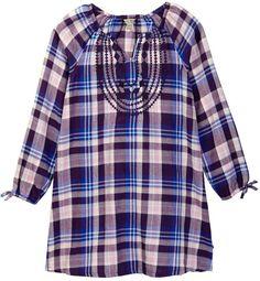 Lucky Brand Sarah Plaid Dress (Big Girls)