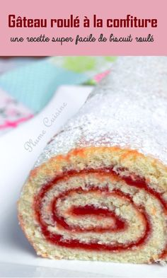 cake rolls easy / cake roll recipes - cake roll - cake rolls easy - cake roll recipes easy - cake roll from box cake - cake rolls christmas - cake roll recipes christmas - cake roll videos Cake Roll Recipes, Cookie Recipes, Snack Recipes, Dessert Recipes, Desserts With Biscuits, Easy Smoothie Recipes, Ice Cream Recipes, Sweet Recipes, Food And Drink
