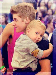 aww Justin & Jaxon