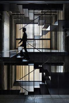 K8 de Florian Busch Architects | Restaurants
