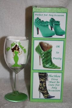 PriSe Girl Shay Its All About Me glassware  keepsake carry case set * More info could be found at the image url.