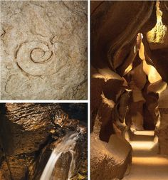 3½ Hours to Natural Wonder | Caves in Harmony, MN. Cool! I want to go!