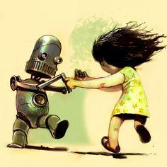 Dance Bot by Chris Appelhans