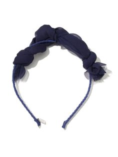 Gigi Burris Millinery silk-chiffon-and-silk-grosgrain headband. Who in their right mind would pay $275 for this?