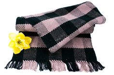 Handwoven table runner, 100% eco-friendly cotton