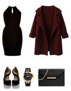 """""""Untitled #5"""" by jujudidi on Polyvore featuring River Island, Versace, MICHAEL Michael Kors and WithChic"""