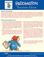 Downloadable Paddington teaching guides and activities for free Eyfs Activities, Writing Activities, Classroom Activities, Classroom Ideas, Paddington Bear Books, Ours Paddington, Homeschool Books, Homeschooling, Library Themes