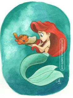 Ariel and Pudge!!!!! :D