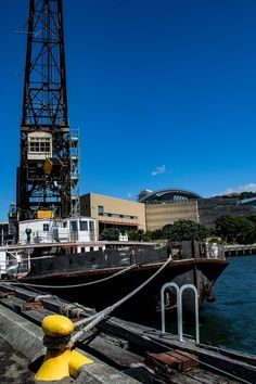 'Wellington Harbour with Te Papa in the distance' by billmcphail Community, Mansions, World, House Styles, Photography, Inspiration, Image, Home Decor, Biblical Inspiration