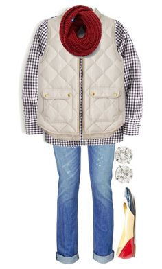 """""""preppppppyyyyyyyyy"""" by annabelle93x ❤ liked on Polyvore featuring rag & bone, J.Crew and Keds"""