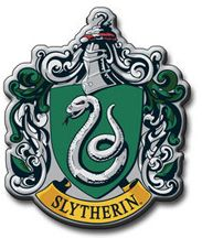 Any good Slytherin should have this magnet proudly displayed.