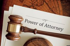 power of attorney cover - Google Search
