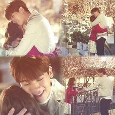 I love their hugs Strong Girls, Strong Women, The Heirs, Strong Woman Do Bong Soon Wallpaper, Ahn Min Hyuk, Park Hyung Shik, Korean Drama Romance, Best Kdrama, W Two Worlds