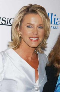 deborah norville hair - Google Search