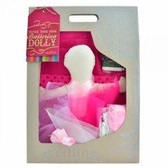 Seedling make your own ballerina dolly - for my girl