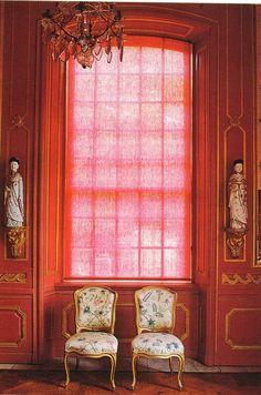 Chinese Pavilion which was featured in the May 1996 issue of World of Interiors