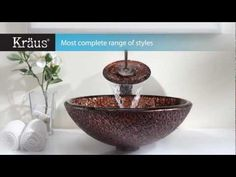 Kraus USA revolutionizes conventional homes by manufacturing attainable, dynamic plumbing centerpieces & accessories that evoke the peace and luxury of European spas. Check out our Exquisite Collection of Luxury Faucets along with our other fine Kitchen and Bathroom products in this video.