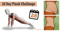 """Don't worry if you can't do a plank- we'll show you an easy """"cheat"""" to get you started!"""