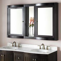 New Bathroom Medicine Cabinet with Mirror
