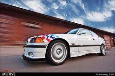 BMW M3 LTW (Lightweight) by Jeremy Cliff