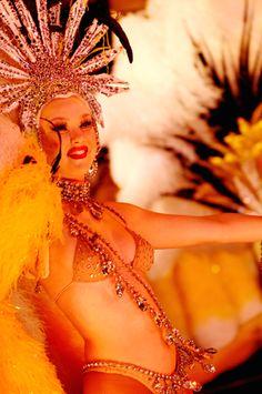 Las Vegas, NV - Showgirl - Jubilee!