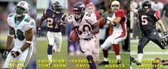 NFL HOF Class of 2017
