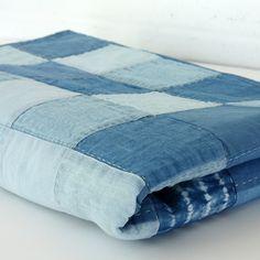 lotta helleberg — indigo sampler quilt