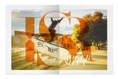 MagSpreads - Magazine Design and Editorial Inspiration: Go Skateboarding Mag - Luis Vicente Hernandez